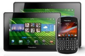 ¡Blackberry PlayBook se lleva la cuota de mercado del iPad de Apple en Canadá!
