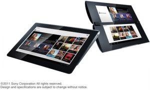 ¡Están lloviendo tabletas!  Sony anuncia dos nuevas tabletas basadas en Android: S1 y S2