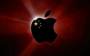 ¡No hay iPads de Apple para China!