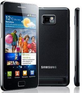Samsung anuncia el GALAXY S II en el MWC