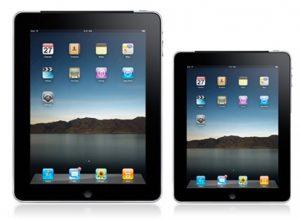 ¿Apple está planeando un iPad de 7.85 pulgadas?