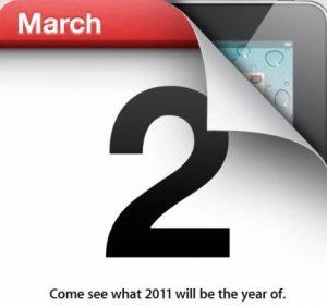 ¿Apple iPad 2 en camino?
