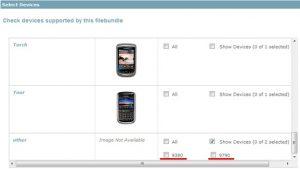 ¿BlackBerry Bold 9790 y Curve 9380 llegarán pronto?
