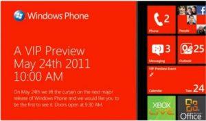 ¿Evento de Windows Phone presentará 9 nuevos teléfonos?