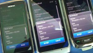 ¿Las actualizaciones de Symbian Anna finalmente se están implementando?