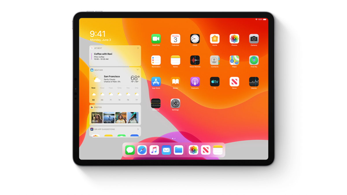 ¿mi iPad puede obtener iPadOS?