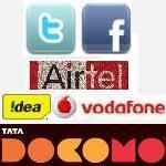 ¿Qué marca de telecomunicaciones india ha aprovechado al máximo los nuevos medios?