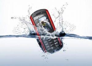 ¿Qué tal impermeabilizar su dispositivo móvil?