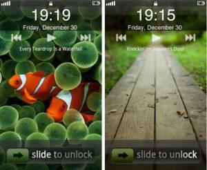 ¿Quieres el iPhone Lock Sreen en tu Android?