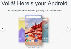 ¿Quieres una pantalla de inicio personalizada en Android?  Realice la prueba de sabor de Android de Google