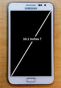 ¿Samsung Galaxy Note 10.1 llega al MWC?