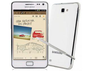 Samsung podría estar planeando un Galaxy Note 2 de 5.5 pulgadas