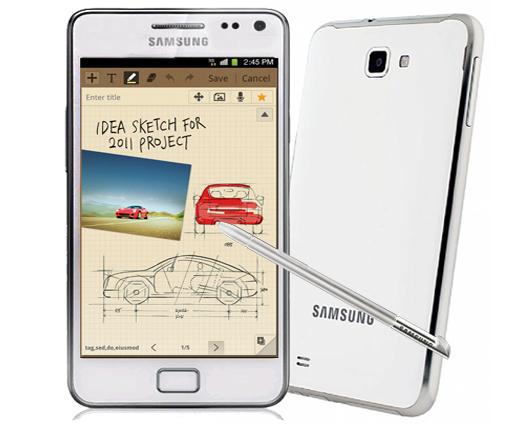 10 millones de Samsung Galaxy Note vendidos desde su lanzamiento