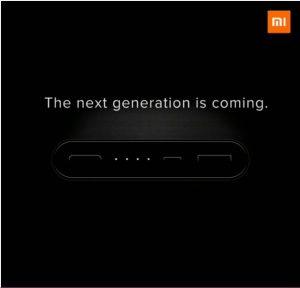 10,000 mAh Mi Powerbank 2 provocado por Xiaomi India, para llegar pronto