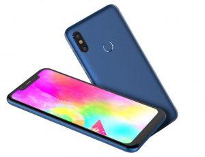 10.o smartphone económico G2 lanzado en India con un precio inicial de ₹ 11,999