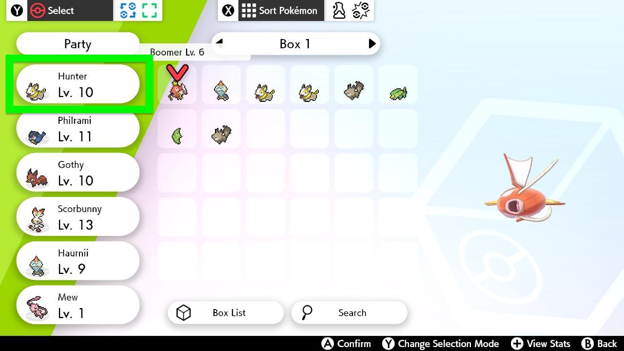espada y escudo pokemon