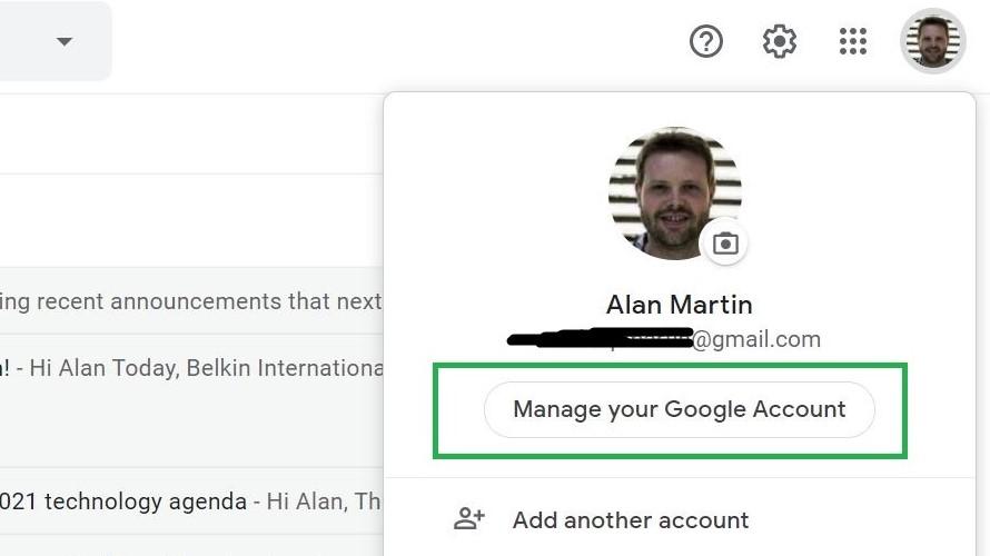 Paso 4: Cómo cerrar sesión en Gmail