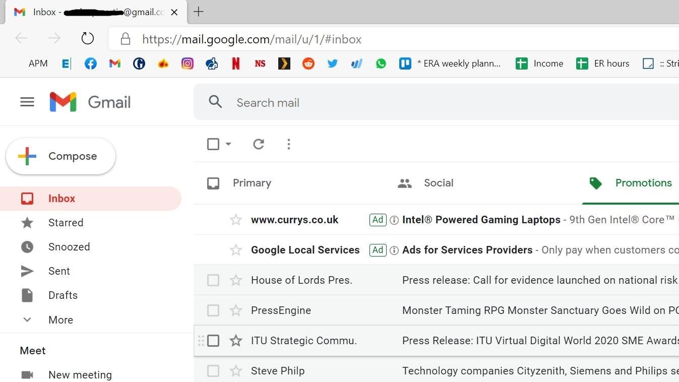 Paso 1. Cómo cerrar sesión en Gmail