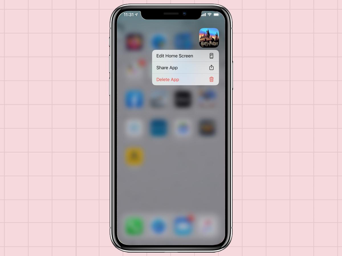 cómo eliminar aplicaciones del iphone