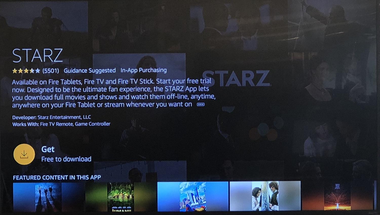 cómo usar el palo de fuego - Starz