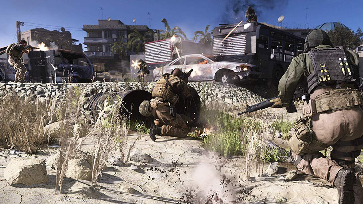 call of duty: modern warfare mejores juegos de octubre de 2019