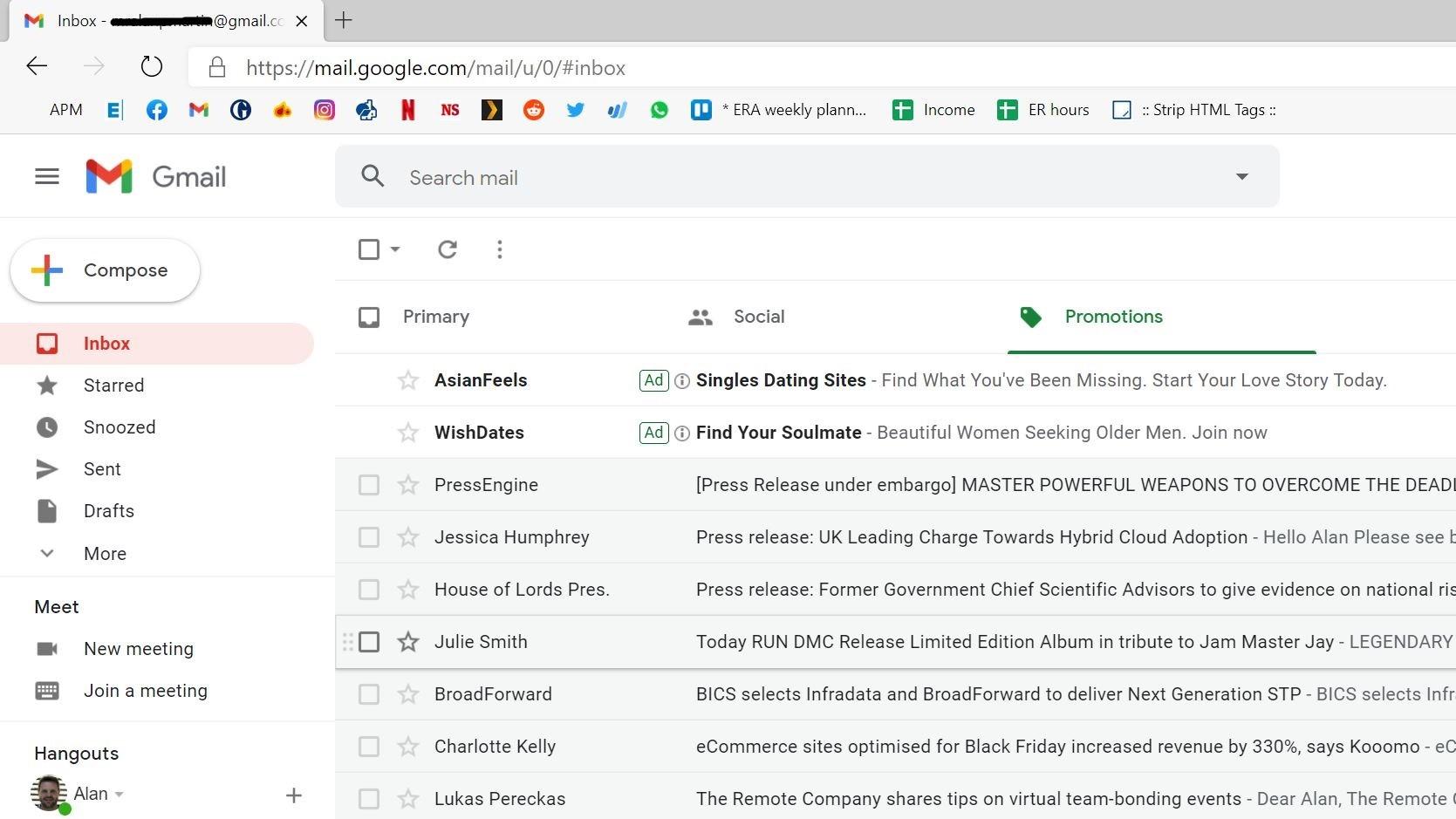 Paso 1: Cómo cambiar el nombre en Gmail