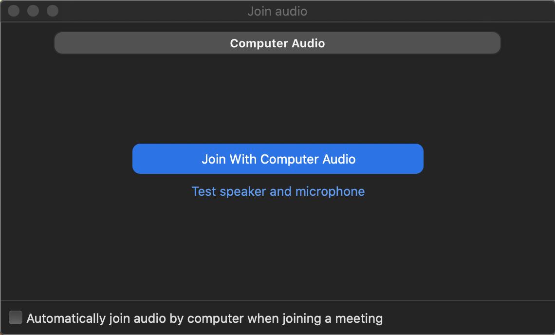 Cómo configurar una reunión en Zoom
