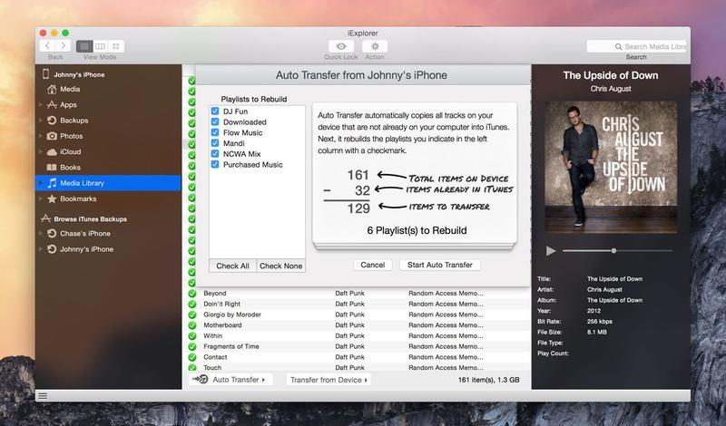 Cómo obtener música en iPhone sin iTunes: iExplorer
