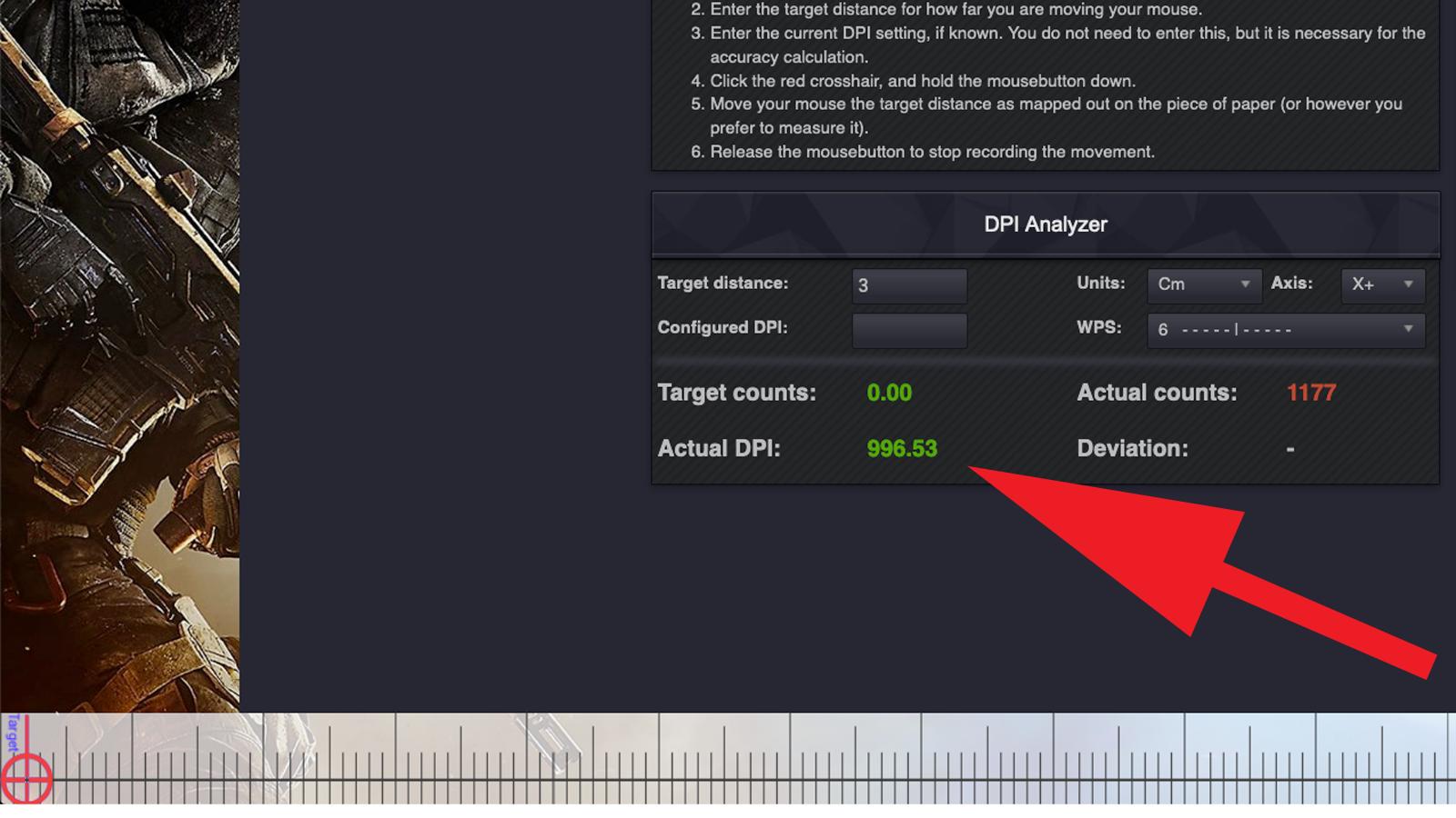 Cómo verificar el DPI de su mouse en Mac: Calculadora de DPI