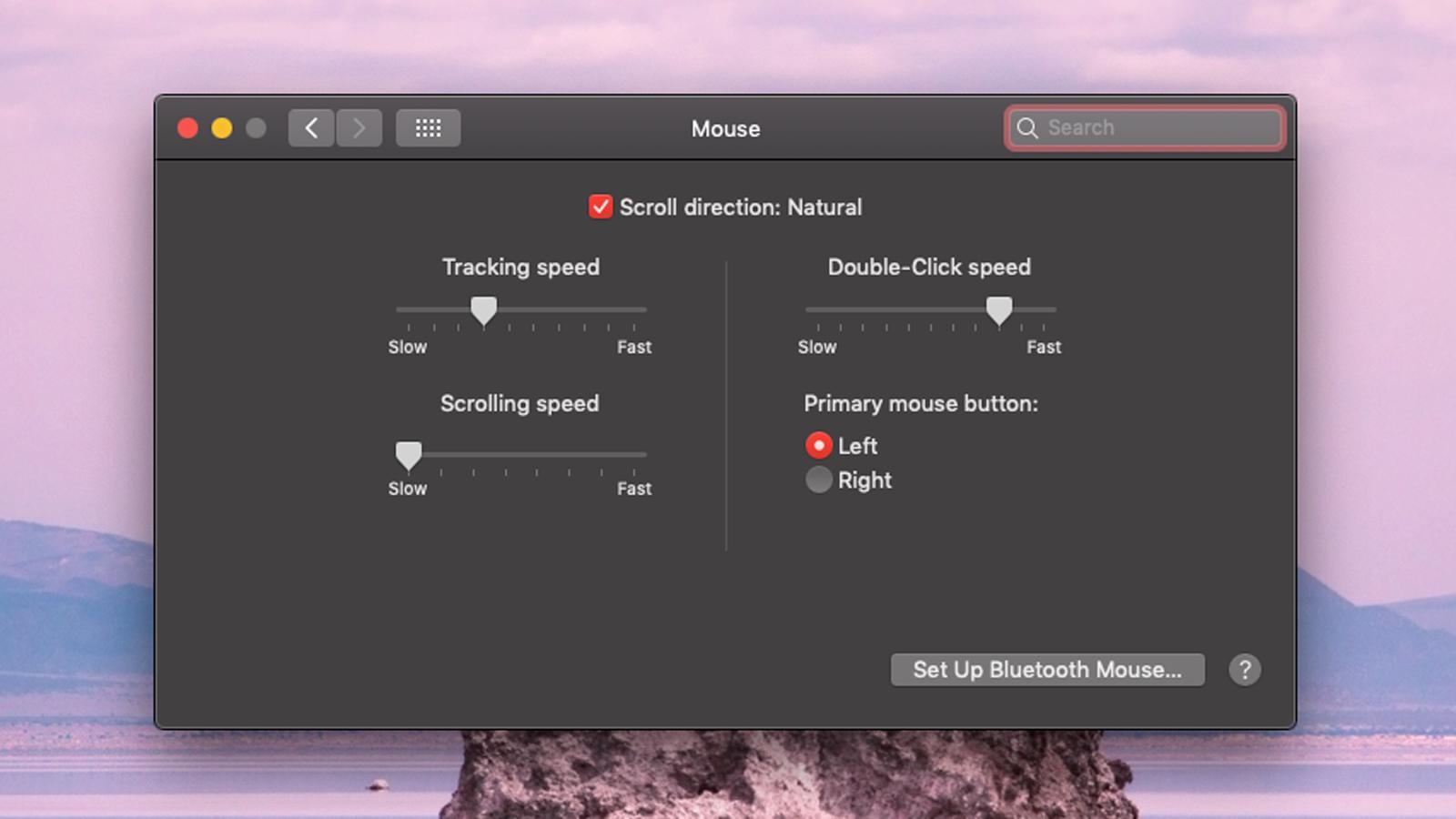 Cómo verificar el DPI de su mouse en Mac: configuración del mouse de macOS