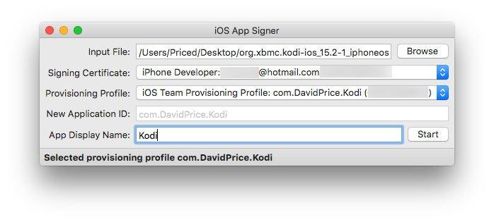 Cómo instalar Kodi en iPhone o iPad sin jailbreak