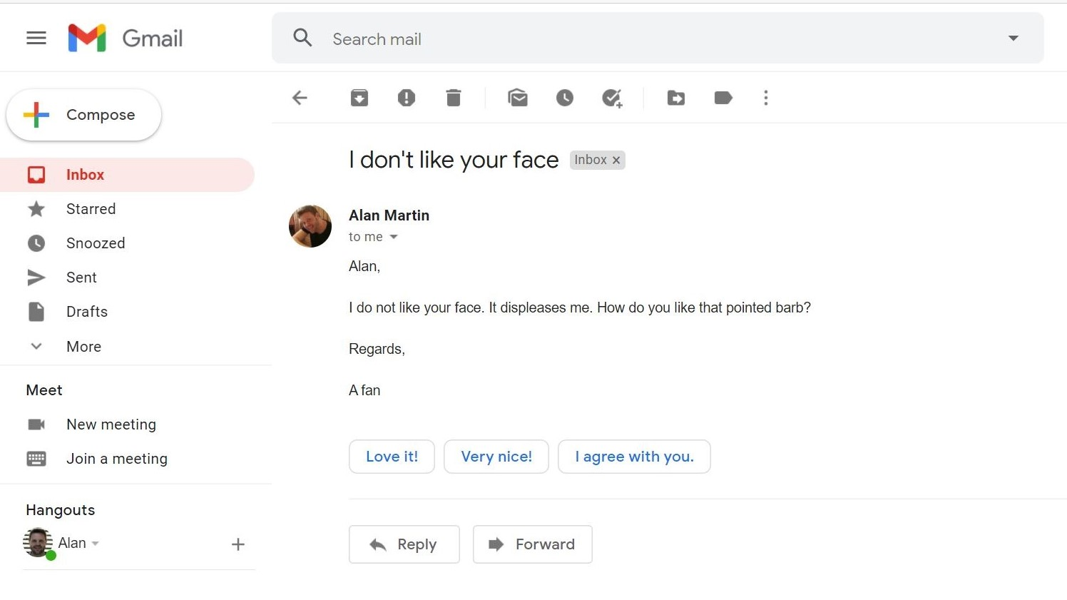 Paso 2: Cómo bloquear correos electrónicos en Gmail