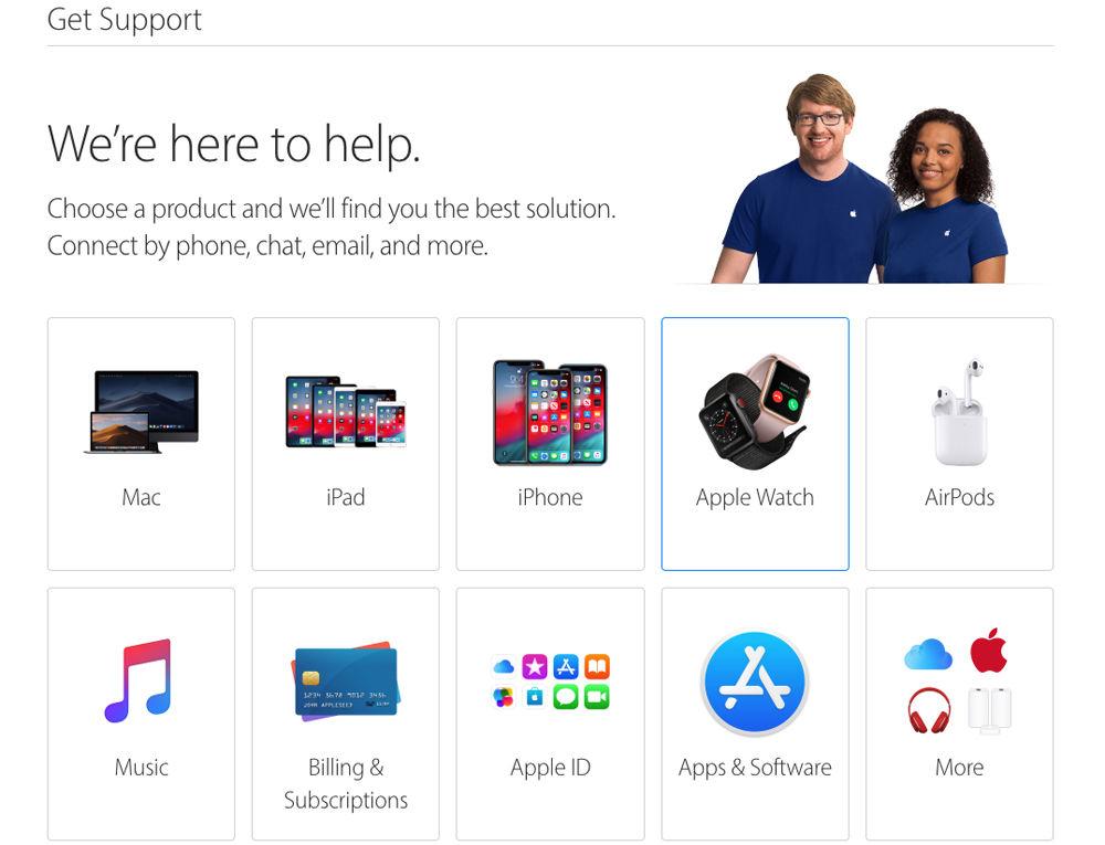 Cómo reservar una cita en la Genius Bar de una Apple Store: elige tu dispositivo
