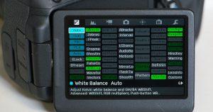 Desbloquee funciones ocultas en su Canon dSLR