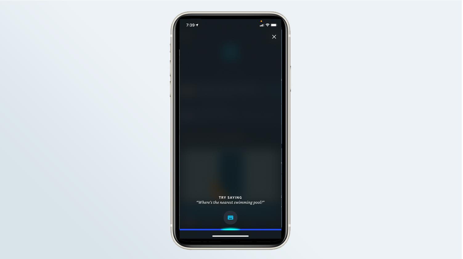 Amazon Alexa en iPhone