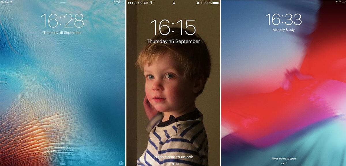 Cómo desbloquear iPhone o iPad sin presionar el botón de inicio: iOS 9, iOS 10 e iOS 12