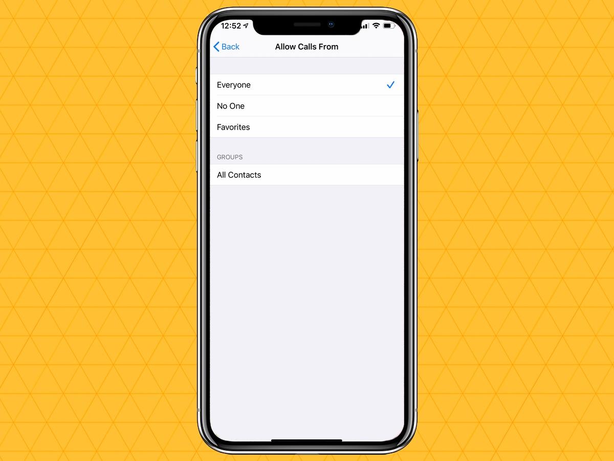 silenciar notificaciones en las llamadas telefónicas de tu iPhone