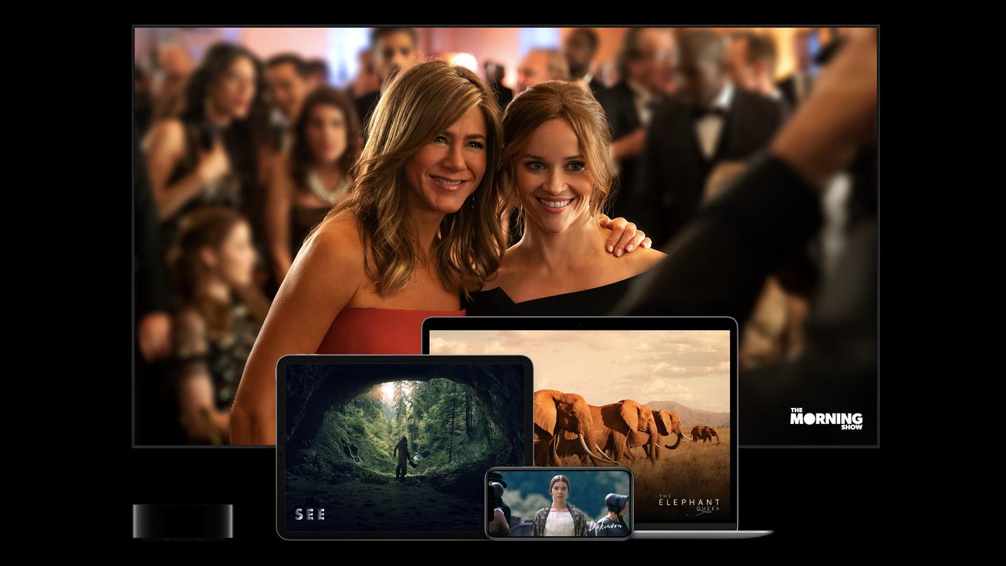 Cómo ver películas gratis en iPad y iPhone: Apple TV +