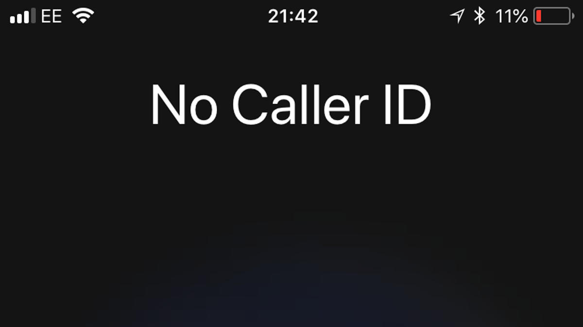 Cómo ocultar el identificador de llamadas en iPhone: sin identificador de llamadas