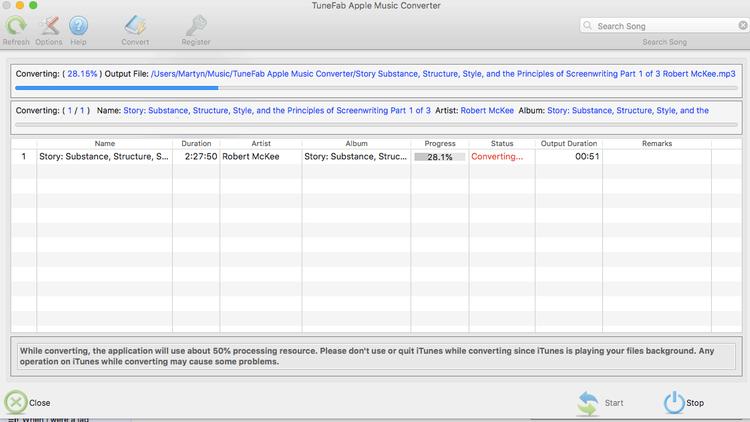 Cómo convertir audiolibros de iTunes M4B a MP3