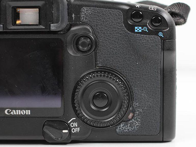 Desgaste de SLR digital