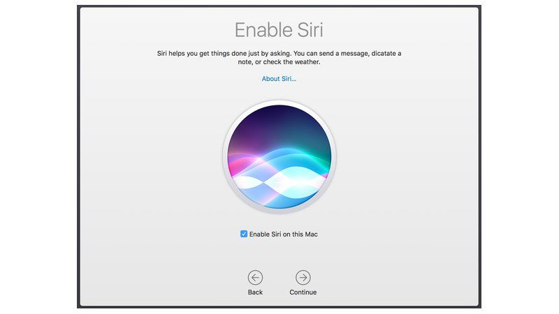 Cómo usar Siri en Mac: Configuración