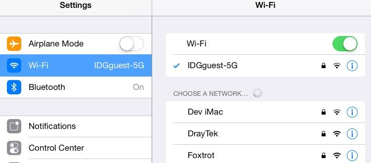Cómo solucionar problemas de Wi-Fi que no funcionan en iPhone