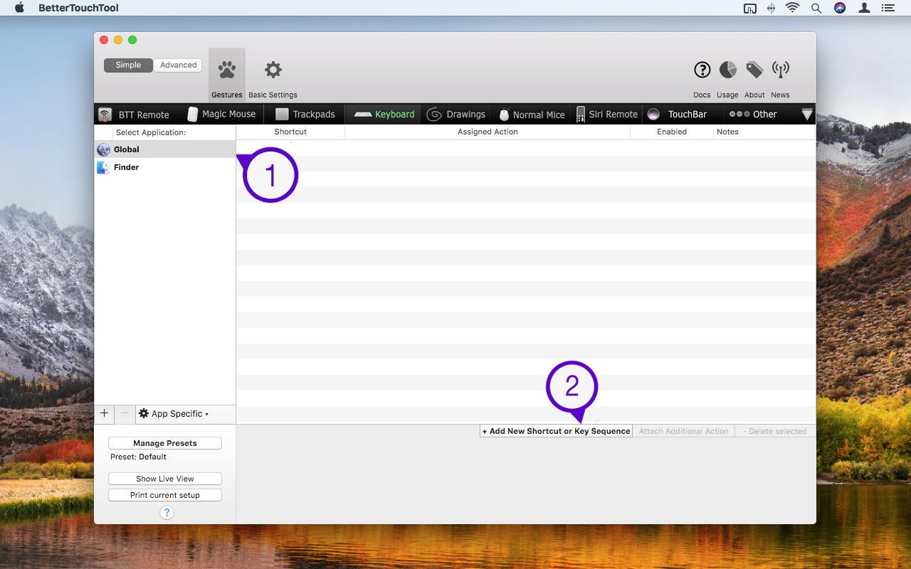 Cómo abrir cualquier aplicación o carpeta de Mac con accesos directos personalizados