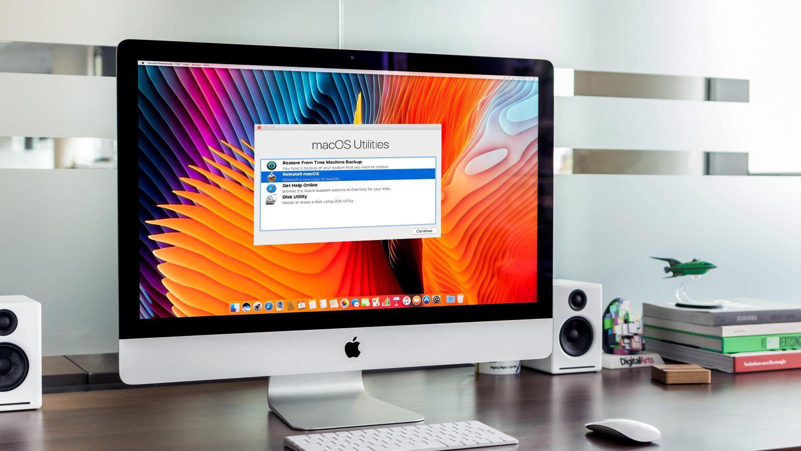 Actualizar macOS