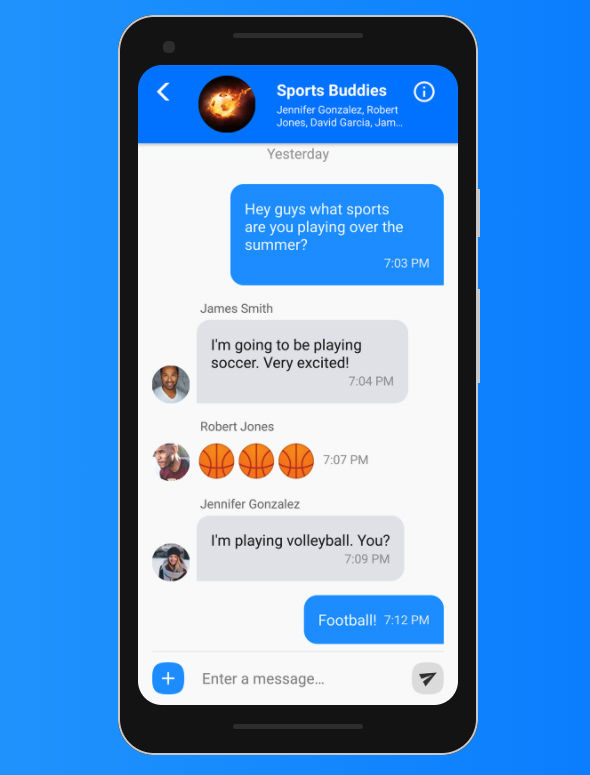 Cómo enviar un iMessage a un usuario de Android: weMessage