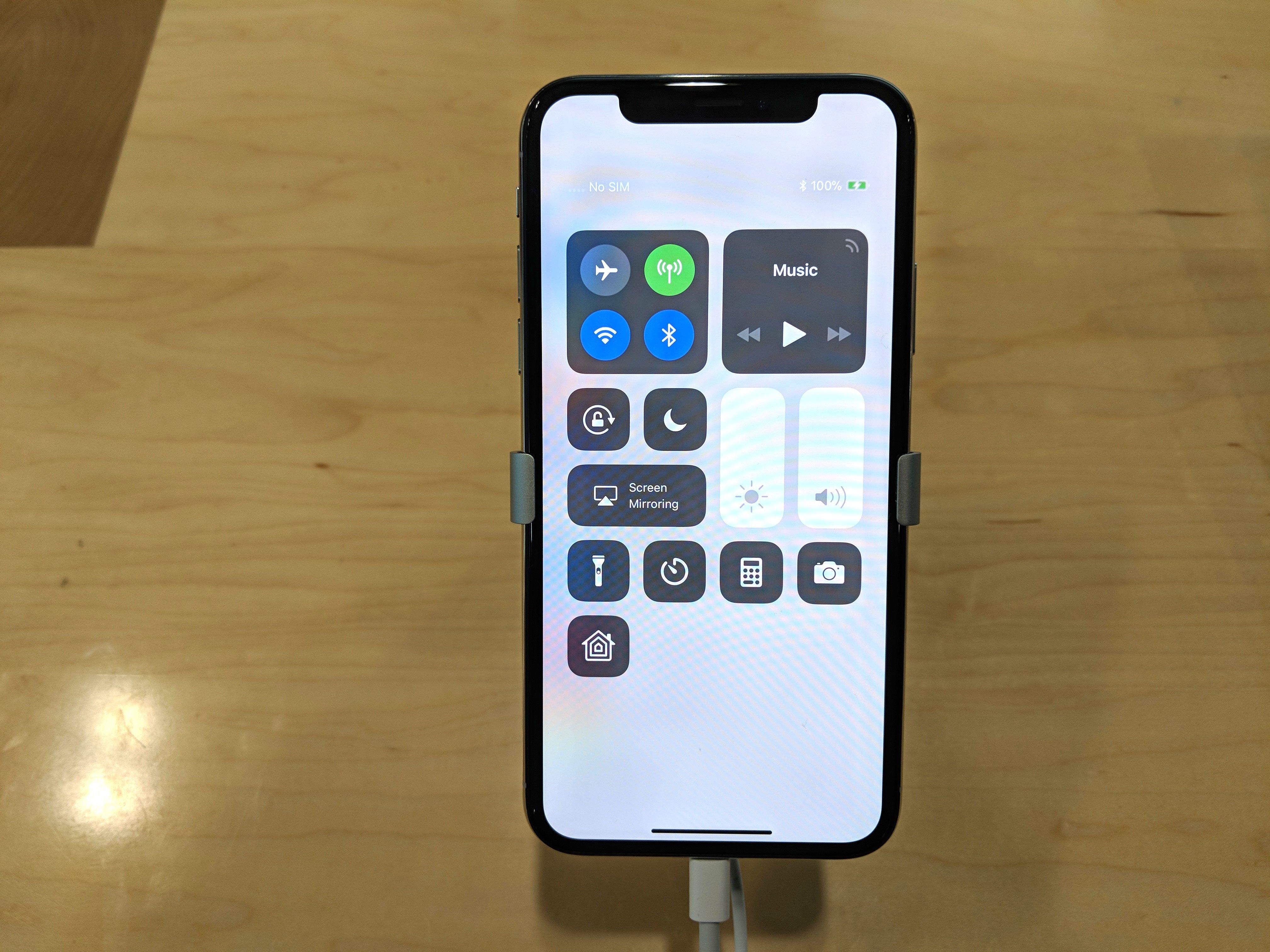 Cómo usar el iPhone 11/11 Pro: muestra la batería como un porcentaje