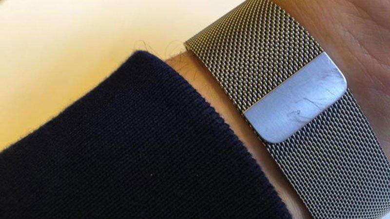 Cómo reparar o reemplazar un Apple Watch roto: daños en la correa
