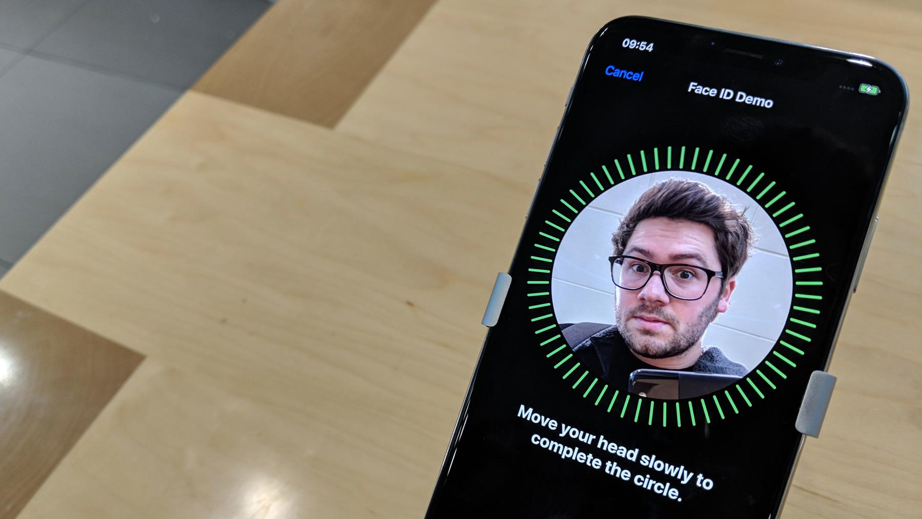Face ID no funciona: nueva ID