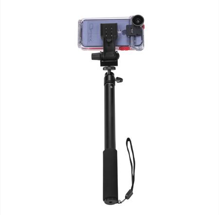 Cómo tomar fotos bajo el agua en iPhone: Monopie